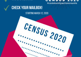 Community Action has partnered with Census 2020